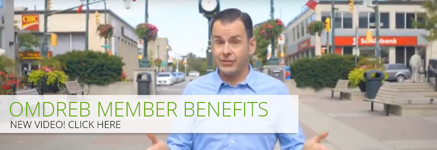 OMDREB Member Benefits vid