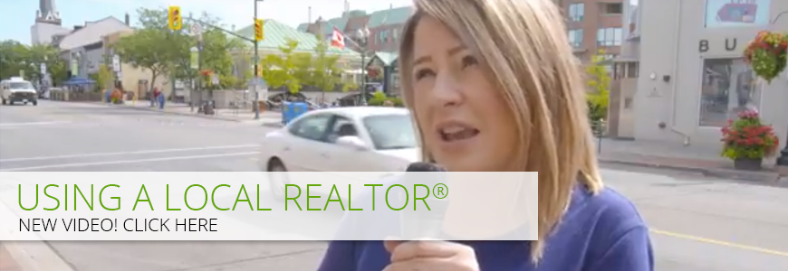 Benefits of Using a Local REALTOR®